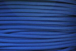 Textile cable Blue Saxon MS44 braided 2x0.75 and 3x0.75mm2